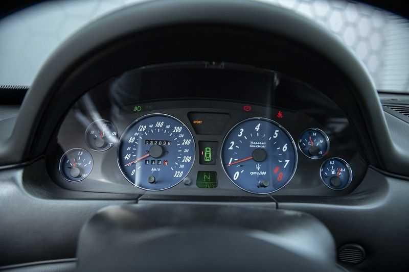 Maserati GranSport 4.2i V8 NIEUWSTAAT! afbeelding 17