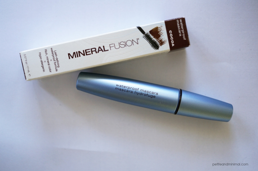 Mineral Fusion Mascara Cocoa