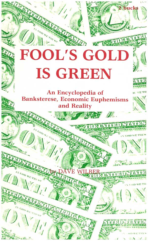 Fool's Gold Is Green