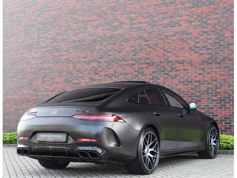 Mercedes-Benz AMG GT 4-Door Coupe 63 S 4MATIC+ *Dynamic Plus*widescreen*Head-up* afbeelding 9