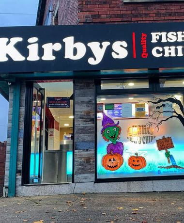 Kirby's Fish and Chips Meanwood