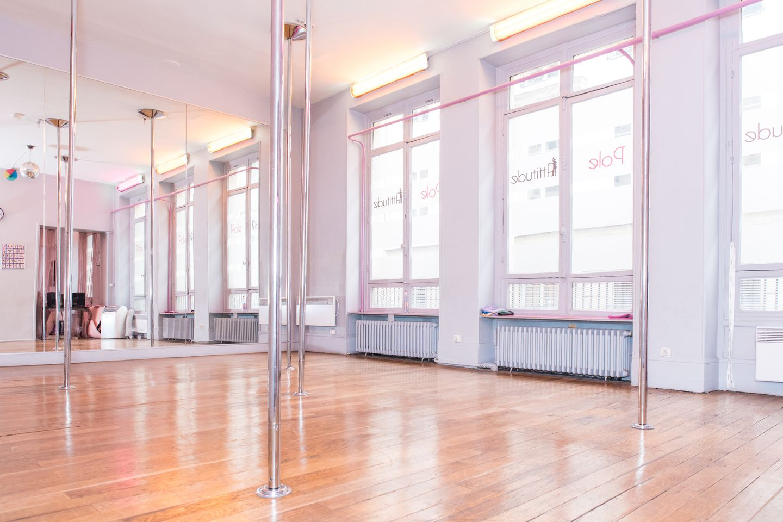 Salle de Pole Dance