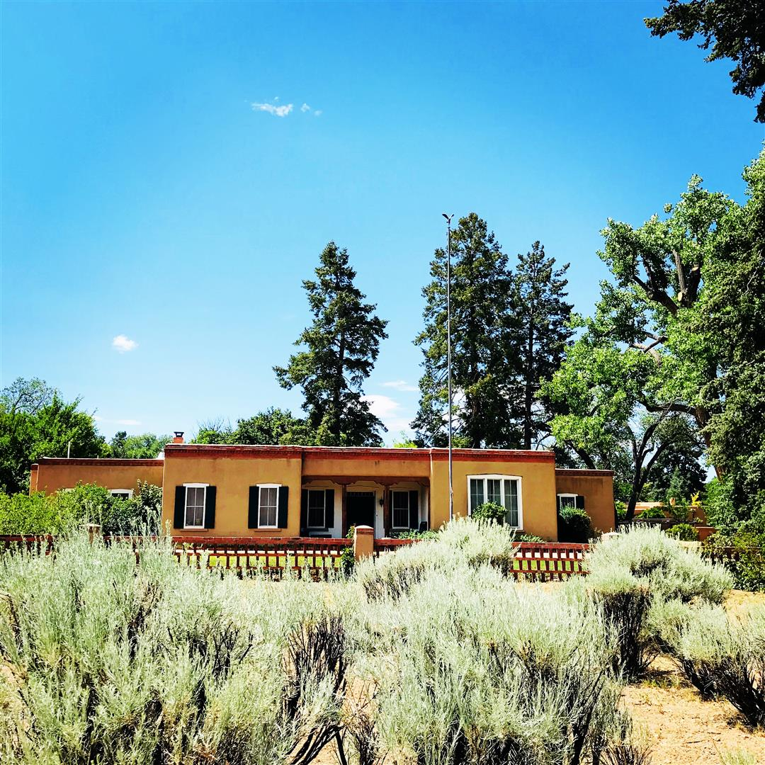 Acequia Madre House