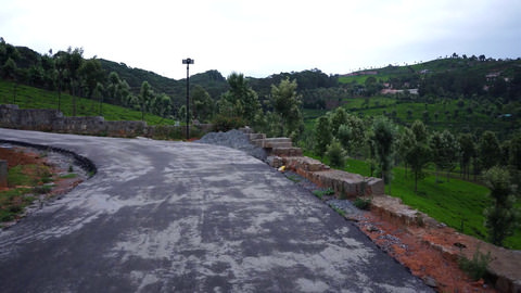 Plot 20 Hill Valley Enclave - View towards Bandishola