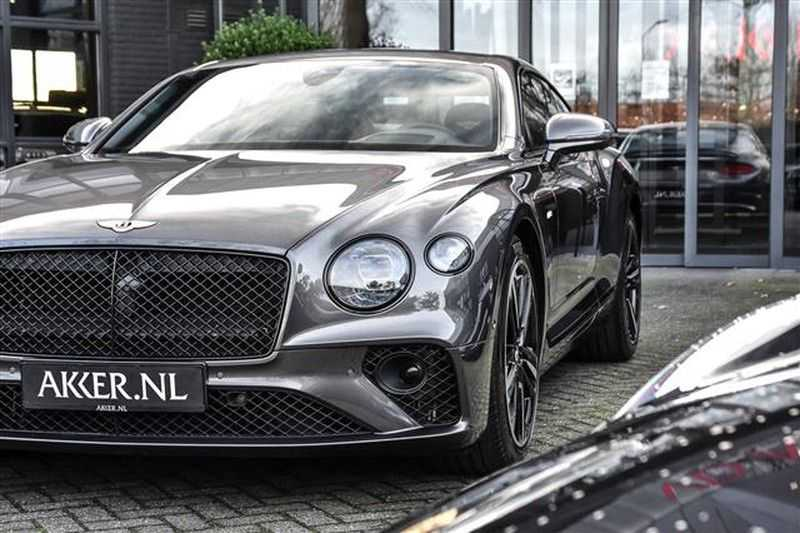 Bentley Continental GT V8 MULLINER+MASSAGE+B&O+BLACKLINE NP.322K afbeelding 13