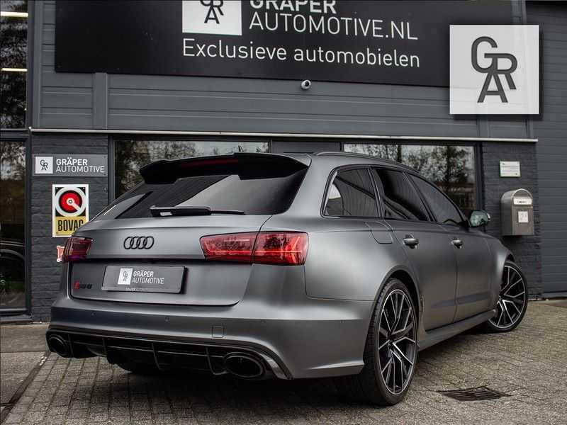 Audi RS6 Avant 4.0 TFSI RS6 PERFORMANCE | KERAMISCH | CARBON | EXCLUSIVE | MILLTEK afbeelding 13