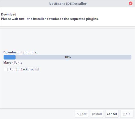 Netbeans Download Plugin