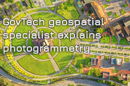 What is photogrammetry?
