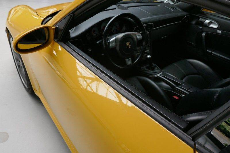 Porsche 911 3.8 Carrera S Handgeschakeld afbeelding 10