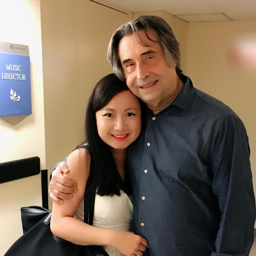 Open rehearsal with Riccardo Muti