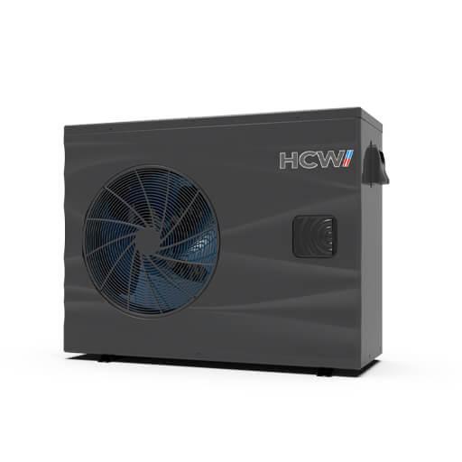 Thermopompe HCW réversible vitesse variable 9 200 à 50 0000 BTU