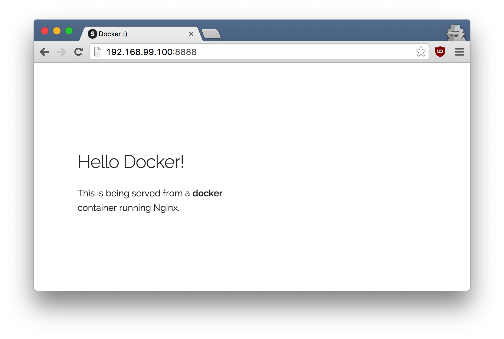 A Docker Tutorial for Beginners