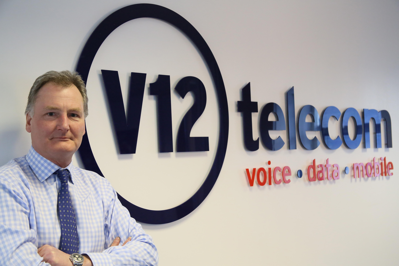 Charles Rickett V12 Telecom