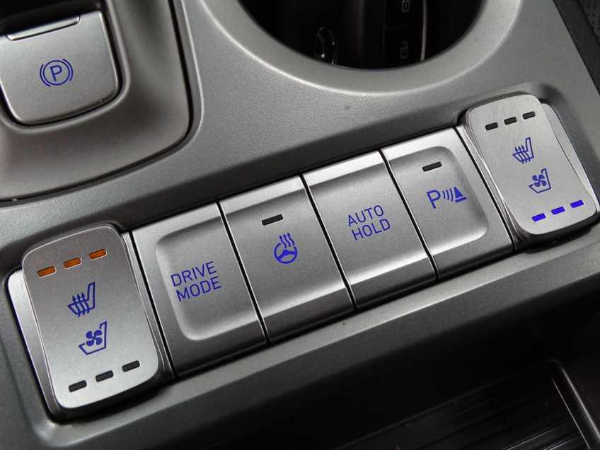 Hyundai Kona EV Premium 64 kWh EX BTW 4% Leder Navigatie Clima Cruise Camera HUD  460 KM op 1 Lading! afbeelding 23