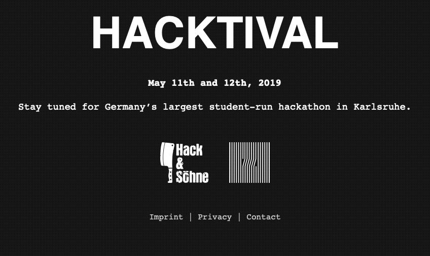 Hacktival 2019