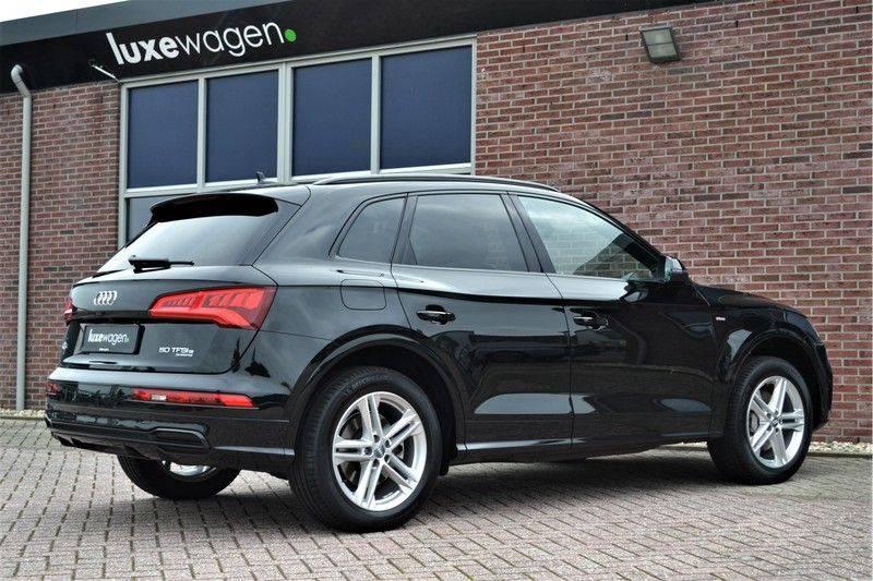 Audi Q5 50 TFSI e 299pk quattro S-Line Pano ACC Camera Lane-Side afbeelding 6