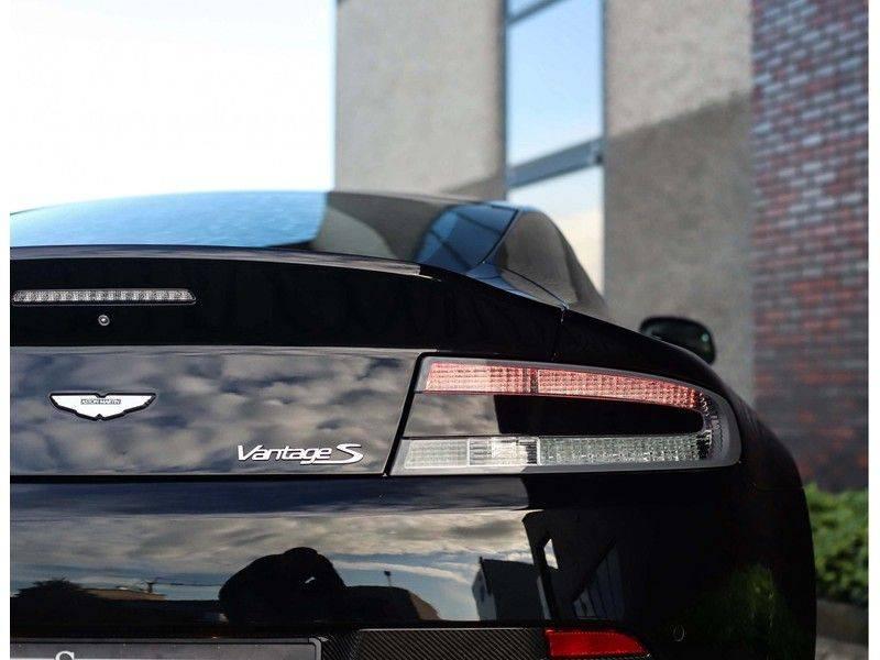 Aston Martin Vantage S 4.7 V8 *436 pk*Carbon*B&O*Memory* afbeelding 9