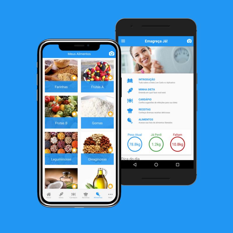 Health - Low Carb App