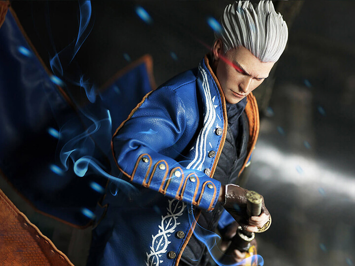 Asmus Toys Devil May Cry 3 Vergil 1/6 Scale Figure