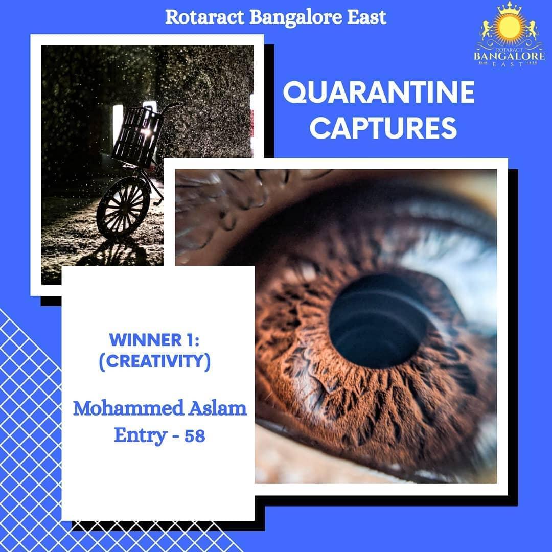 Most Creative Winner 1