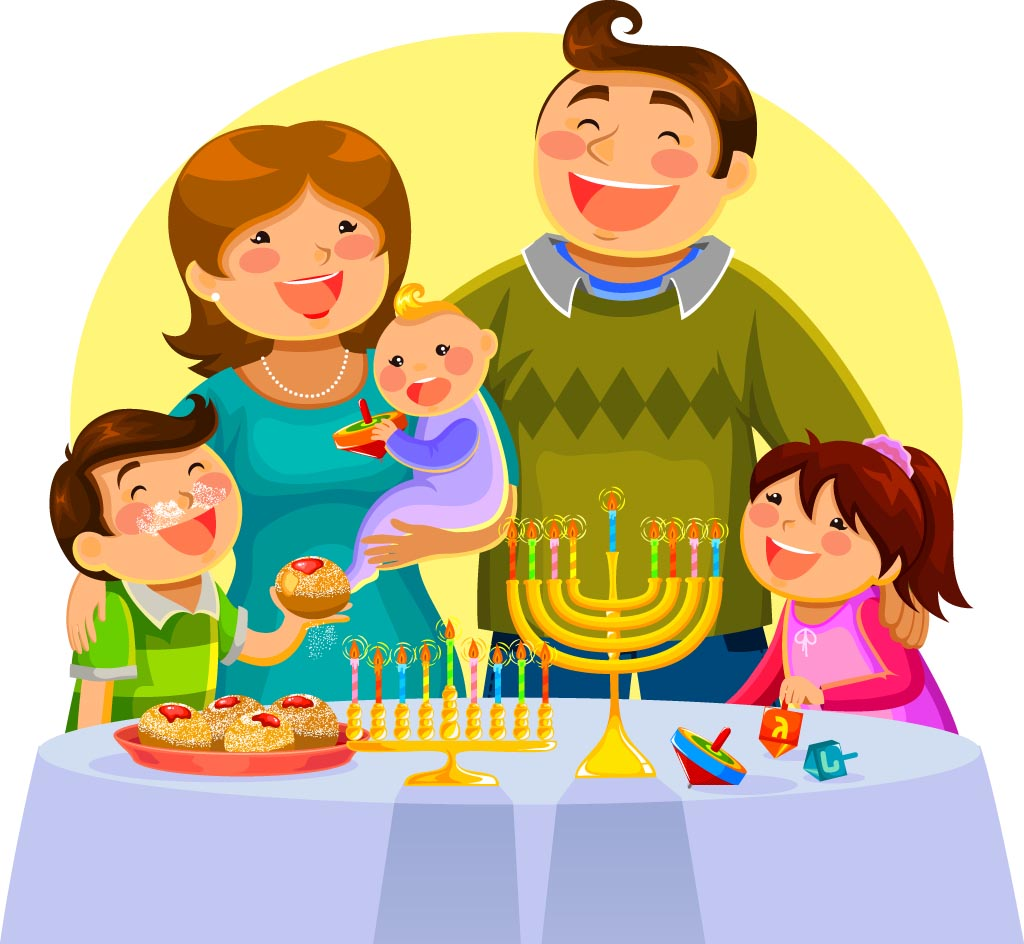 Hanukkah (a Hebrew word meaning dedication), begins on the 25th of the Hebrew month of Kislev