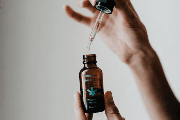 Wildflower CBD+ Relief Tincture