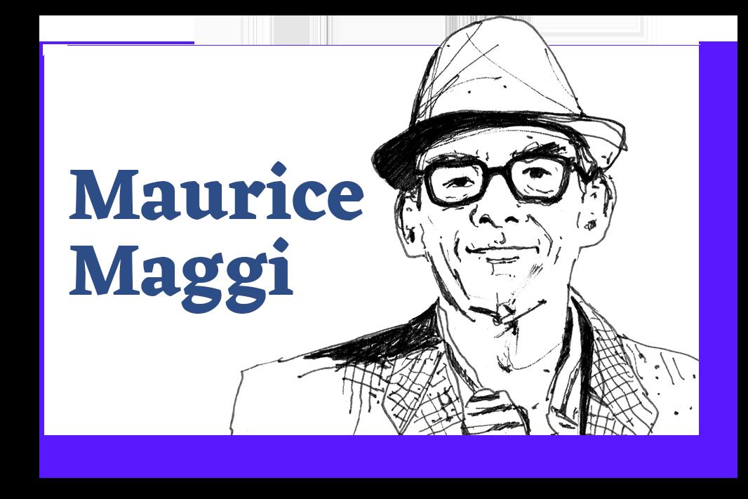 Maurice Maggi Projektcover