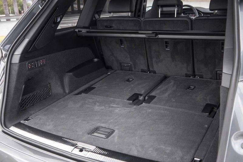 Audi SQ7 4.0 TFSI SQ7 quattro 7p 507PK | S-Line | Pano.Dak | 360 Camera | B&O Sound | Keyless-Entry | S-Sportstoelen | Assistentie Tour-City-Parking | 7 Persoons afbeelding 18