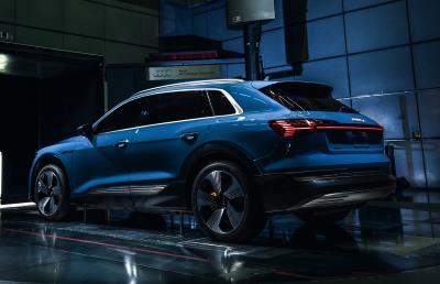 The European version of the 2019 Audi e-Tron
