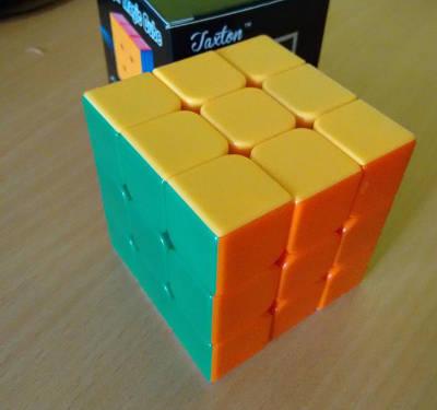 Taxton speedcube