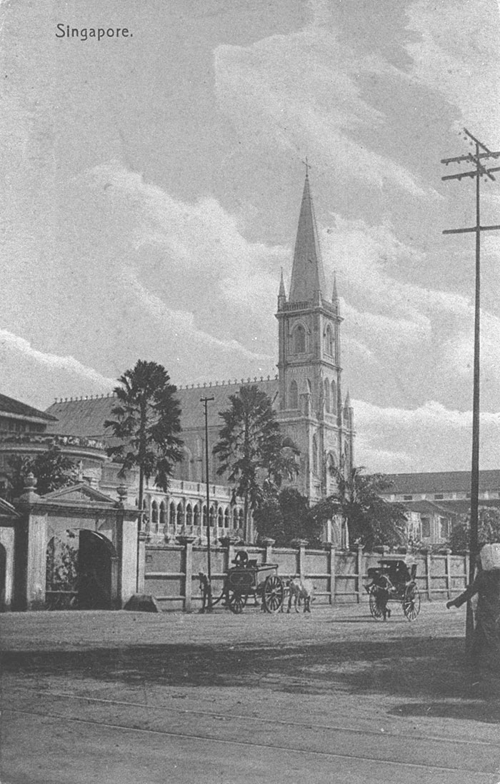 Chapel of the Convent of the Holy Infant Jesus, 1900s