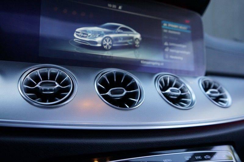 Mercedes-Benz E-Klasse Coupé 200 Premium Plus AMG, Pano, Burmester afbeelding 23