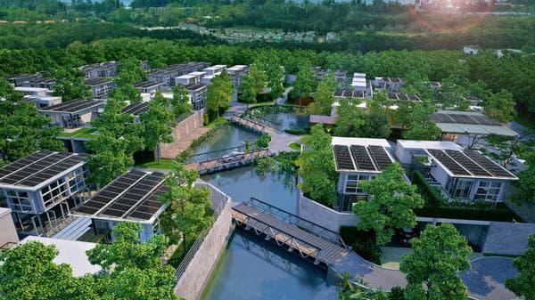 Solar Power Panels In Phuket