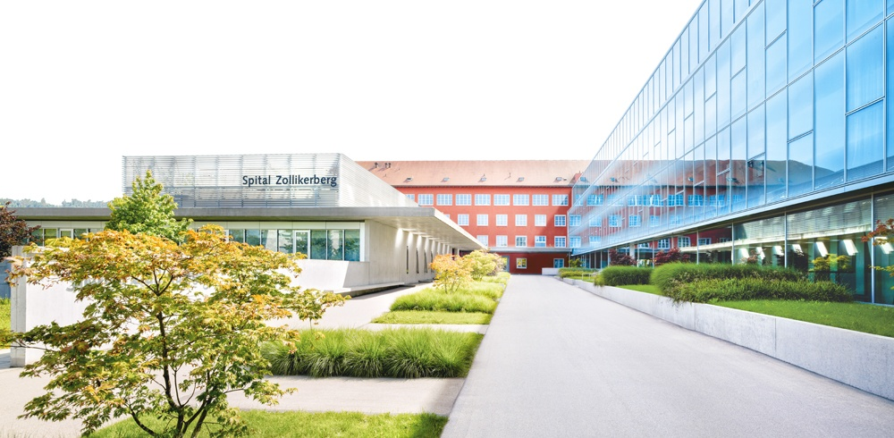 Spital Zollikerberg Stimmungsbild