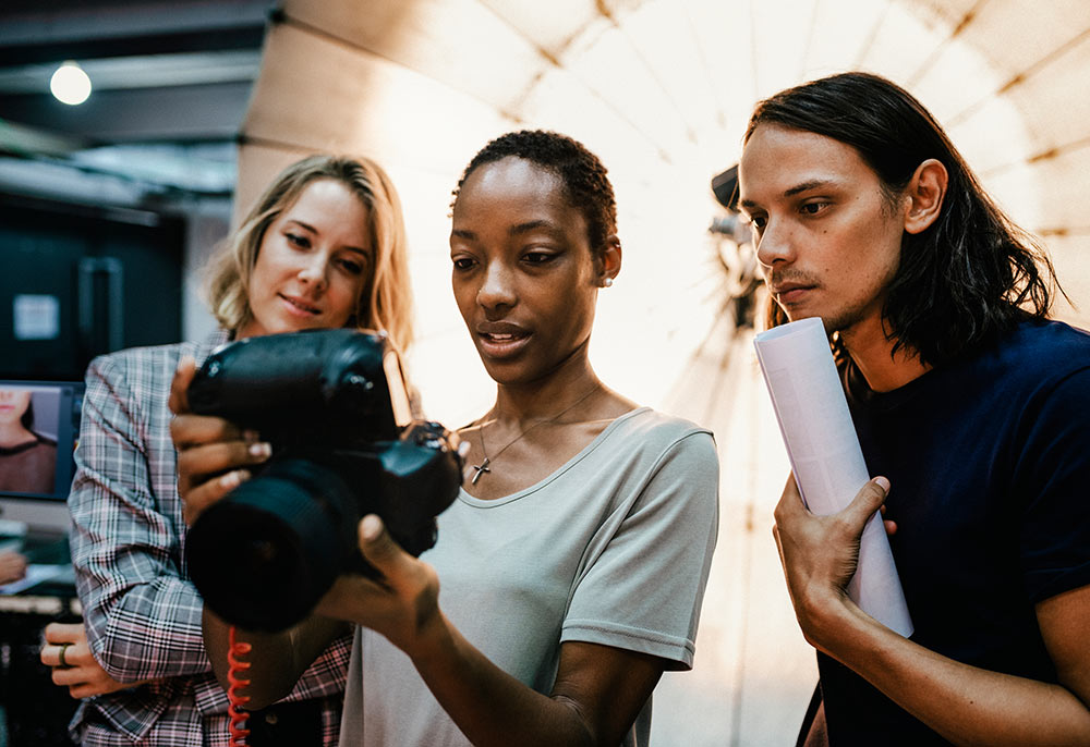 Photographers – making strides in a digital world