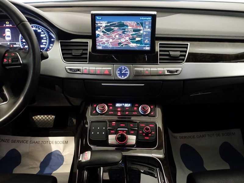 Audi A8 3.0 TDI Quattro Pro Line+ Exclusive 259pk Aut, Leer, Schuifdak, Bose, Led, Full afbeelding 21