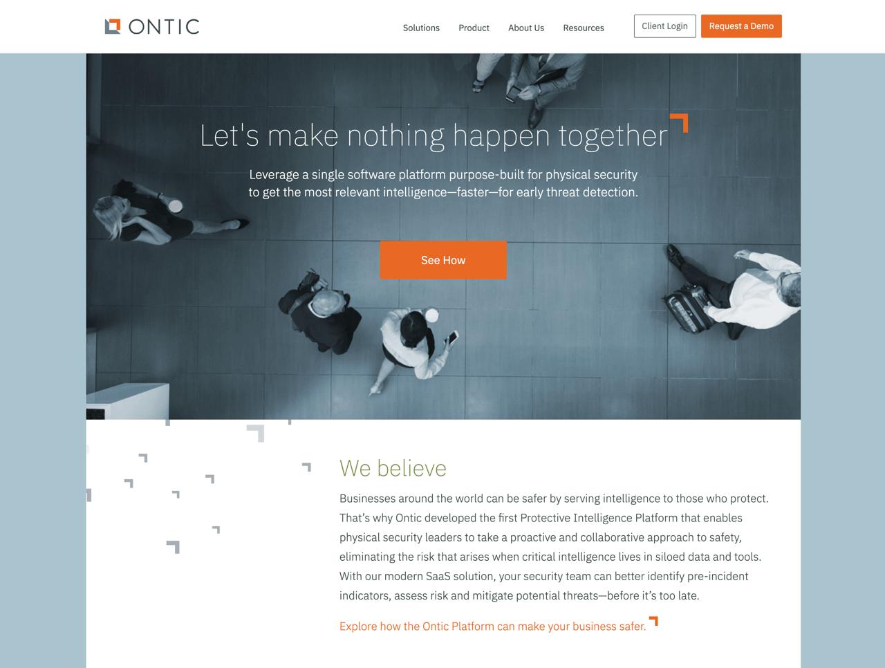 Ontic Technologies