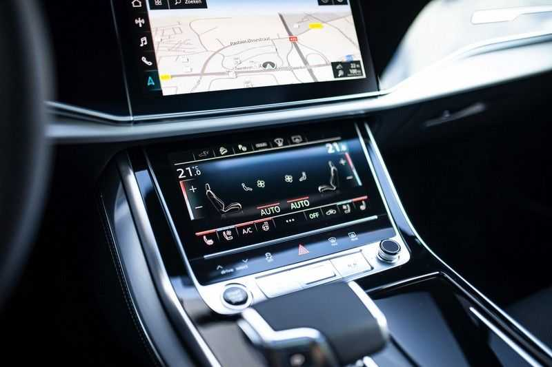 "Audi Q7 55 TFSI E Hybride Quattro *S-Line / 22"" / B&O 3D / Pano / HUD / Laser* afbeelding 13"
