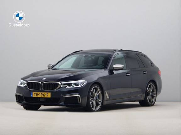 BMW 5 Serie Touring M550d xDrive High Exe, full option !