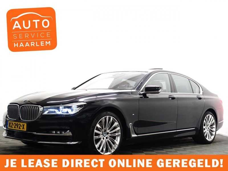 BMW 7 Serie 730d xDrive Individual 266pk M-Sport Aut8 Full options, Nw prijs €163.439,-