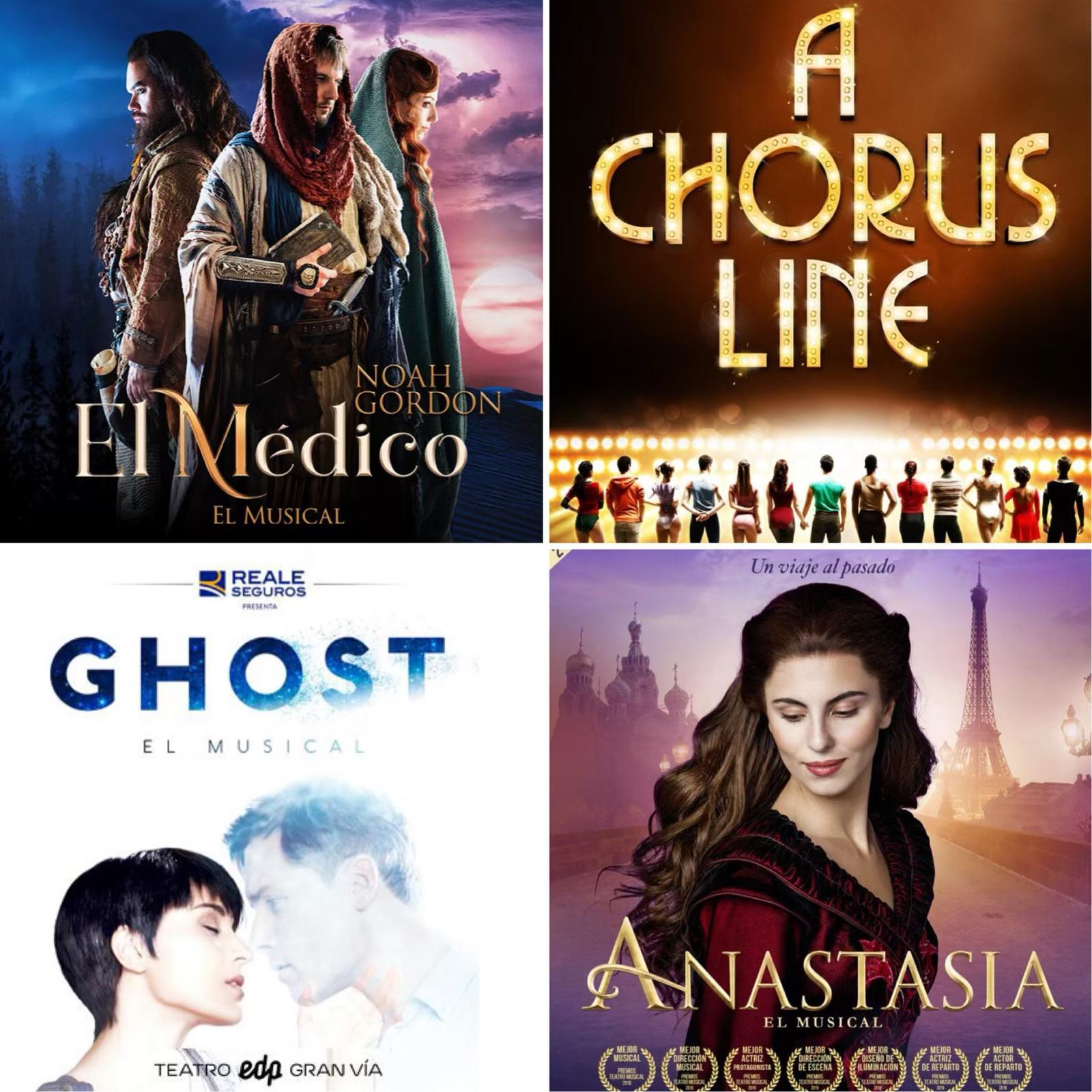 """Imagen de Programa 2.1 """"Musicales Madrid Temporada 2019/20"""""""