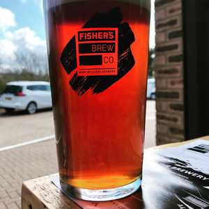 Our 4% Red Rye on cask is a bit of happy accident. Come down and try it tonight. #opennight #brewery