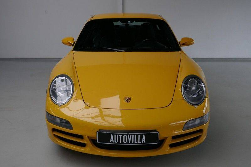 Porsche 911 3.8 Carrera S Handgeschakeld afbeelding 2