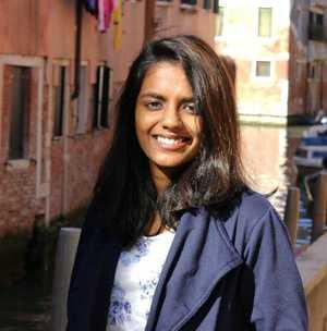 Haritha Harikumar's photo