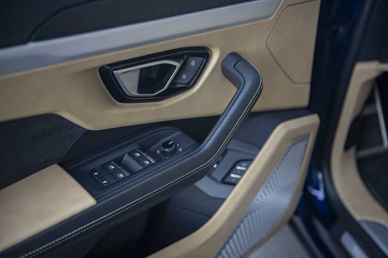 Lamborghini Urus 4.0 V8 + Full Option + Rear Seat Entertainment + Nightvision afbeelding 17