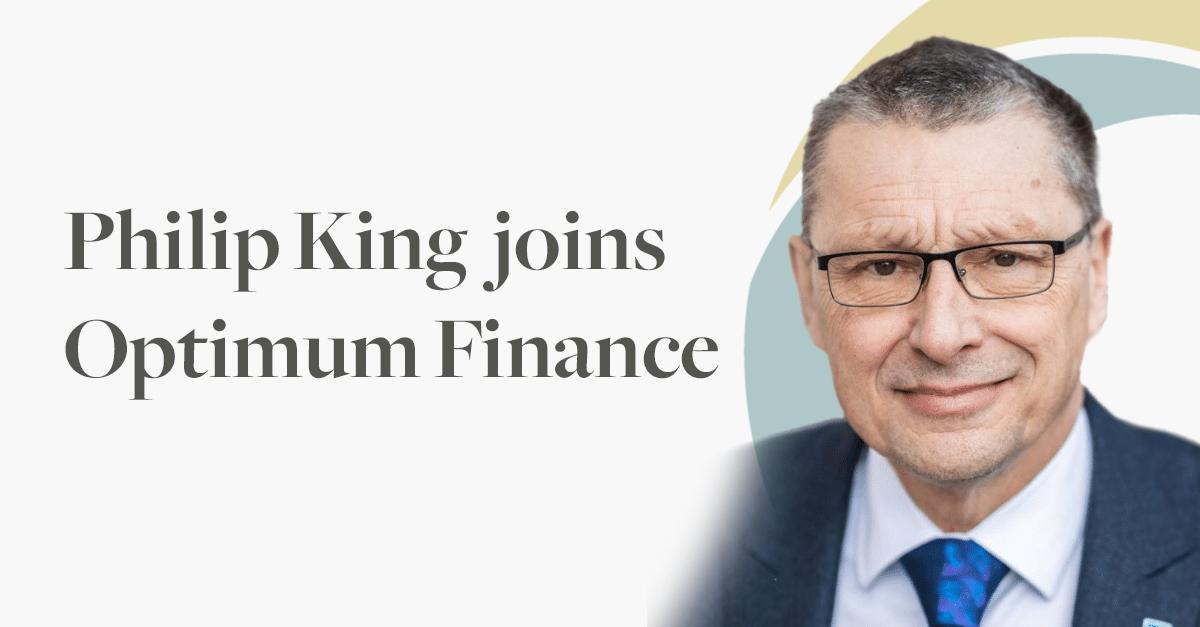 Philip King joins Optimum Finance