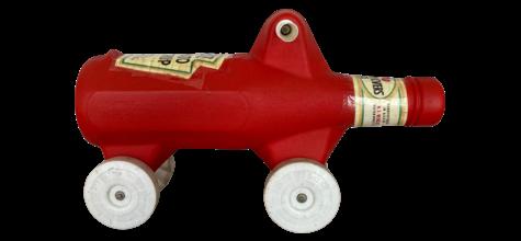 Heinz Ketchup Ride-Um photo