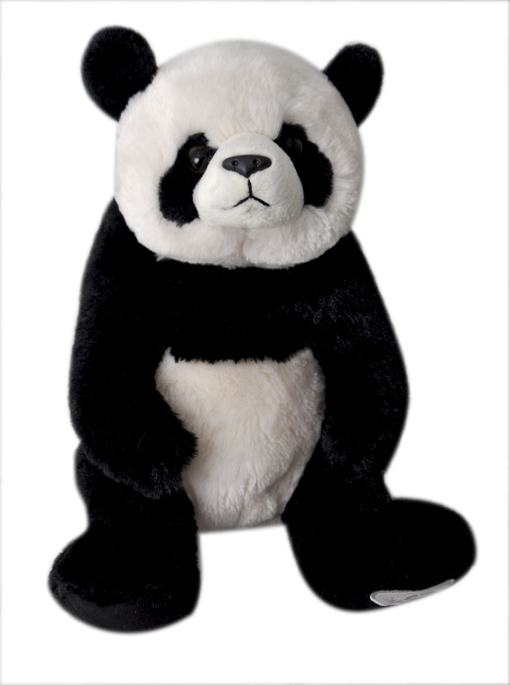 "The Petting Zoo: 10"" Wild Onez Panda"