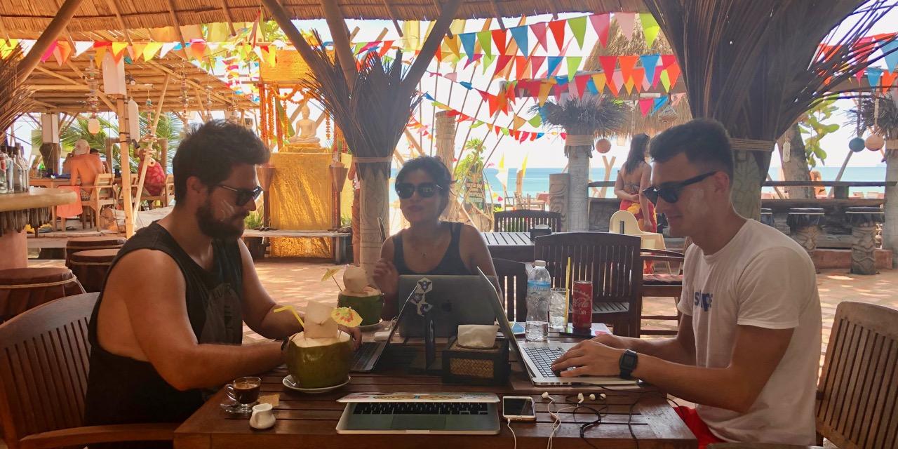 Remote Team Consulting