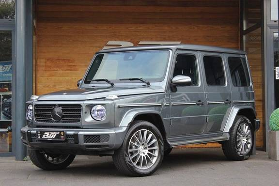 Mercedes-Benz G-Klasse 500 4.0 V8 422pk **360/Distronic/Schuifdak/Trekhaak/DAB**